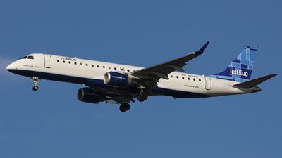 N294JB - Embraer 190-100IGW - jetBlue Airways