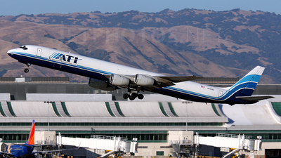 N830BX - Douglas DC-8-71(F) - Air Transport International (ATI)