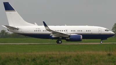 VP-BEL - Boeing 737-74T(BBJ) - Magenta Aviation