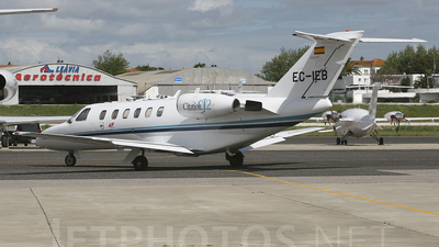 EC-IEB - Cessna 525A CitationJet 2 - Gestair Private Jets