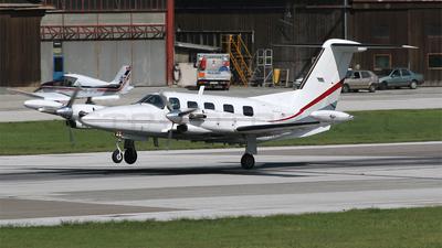 A picture of N444LN - Piper PA42720 Cheyenne 3 - [428001045] - © M-A Veillard