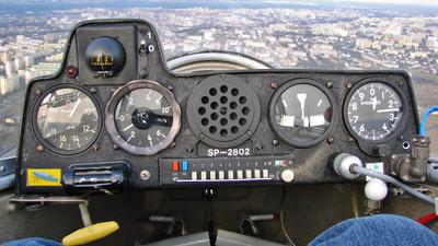 SP-2802 - SZD 9bis Bocian - Aero Club - Bydgoski