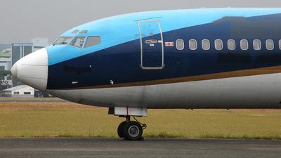 HC-BHM - Boeing 727-2T3(Adv) - TAME Ecuador
