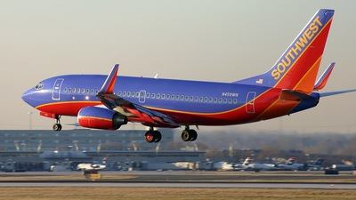 N459WN - Boeing 737-7H4 - Southwest Airlines