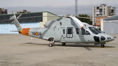 HE.24-6 - Sikorsky S-76C - Spain - Air Force