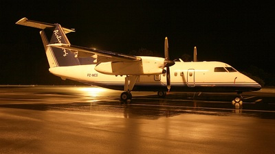 P2-MCG - Bombardier Dash 8-102 - Airlines PNG