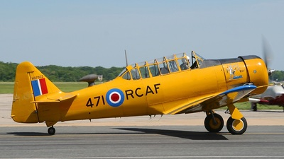 N9793Z - North American AT-6A (Harvard ) - Private