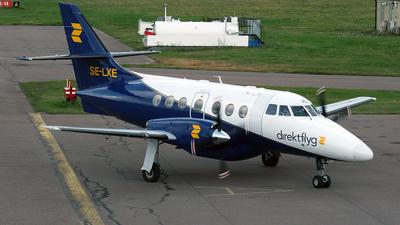 SE-LXE - British Aerospace Jetstream 32 - DirektFlyg