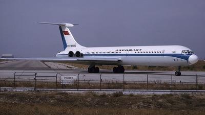 CCCP-86652 - Ilyushin IL-62 - Aeroflot