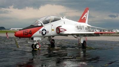 165497 - McDonnell Douglas T-45C Goshawk - United States - US Navy (USN)
