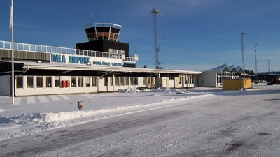 ESSD - Airport - Terminal
