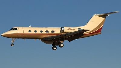 N668JT - Gulfstream G-II - Private