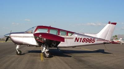 A picture of N18985 - Beech C23 Sundowner - [M1965] - © Sun Valley Aviation