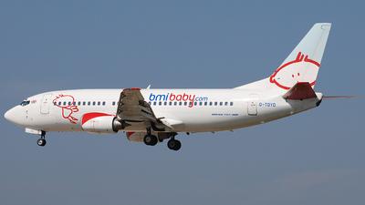 G-TOYD - Boeing 737-3Q8 - bmibaby