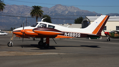 A picture of N488SS -  - [39212] - © Paul Chandler