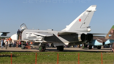 38 - Sukhoi Su-24M2 Fencer - Russia - Air Force