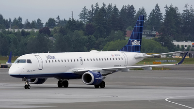 N290JB - Embraer 190-100IGW - jetBlue Airways