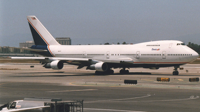 N620FF - Boeing 747-212B - Tower Air
