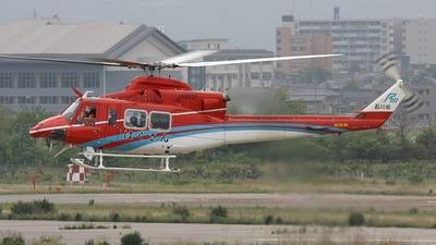 JA893F - Bell 412EP - Japan - Ishikawa Prefecture