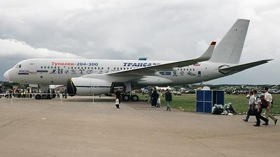 RA-64026 - Tupolev Tu-204-300 - Tupolev Design Bureau