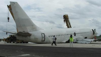 PK-RPX - Boeing 737-230C - RPX Airlines - Republic Express