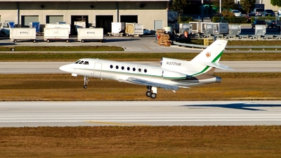 A picture of N377HW - Dassault Falcon 900 - [37] - © Sunbird Photos by Don Boyd