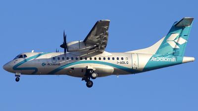 I-ADLQ - ATR 42-500 - Air Dolomiti