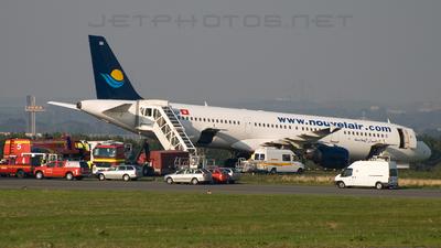 TS-IQA - Airbus A321-211 - Nouvelair