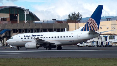 N24702 - Boeing 737-724 - Continental Airlines
