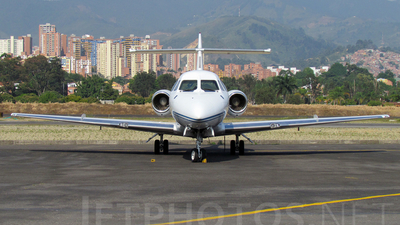 A picture of N330AM - Hawker Siddeley HS125400A - [25235] - © Jeronimo Arbelaez