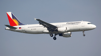 RP-C3230 - Airbus A320-214 - Philippine Airlines