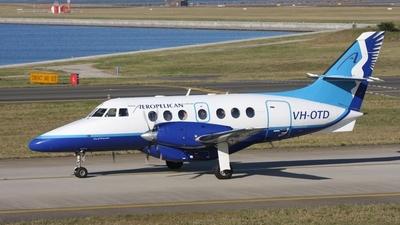 VH-OTD - British Aerospace Jetstream 32 - Aeropelican Air Services