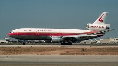 N108WA - McDonnell Douglas DC-10-30(F) - World Airways