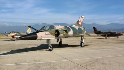 0155 - Dassault Mirage 50EV - Venezuela - Air Force