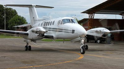 A picture of N3486S - Beech B200GT Super King Air - [BY56] - © Sergio Díaz
