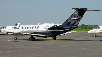 F-HAGA - Cessna 525B CitationJet 3 - Smart Aviation