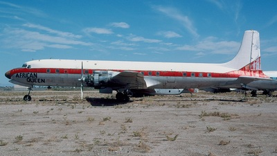 N90804 - Douglas DC-7C Seven Seas - T & G Aviation