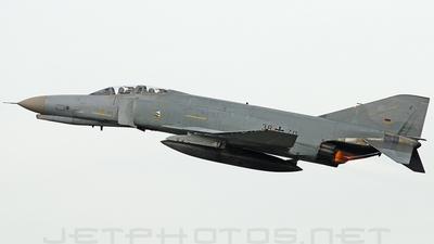38-70 - McDonnell Douglas F-4F Phantom II - Germany - Air Force