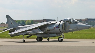 ZD330 - British Aerospace Harrier GR.9 - United Kingdom - Royal Air Force (RAF)
