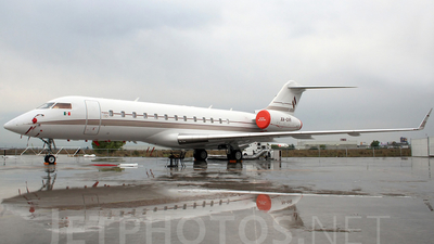 XA-OVR - Bombardier BD-700-1A10 Global Express - Private