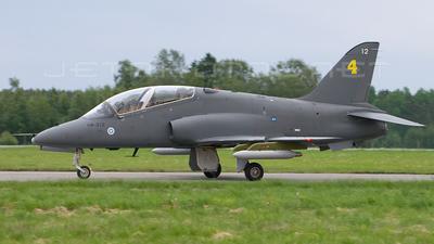 HW-312 - British Aerospace Hawk Mk.51 - Finland - Air Force
