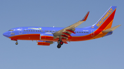 N912WN - Boeing 737-7H4 - Southwest Airlines