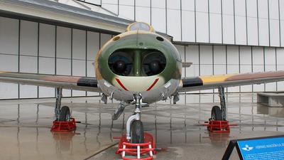 A.10B-64 - Hispano HA200 Saeta - Fundació Parc Aeronàutic de Catalunya (FPAC)