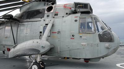 MM5025N - Sikorsky SH-3D Sea King - Italy - Navy