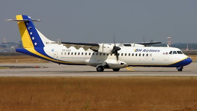 T9-AAD - ATR 72-212 - BH Airlines