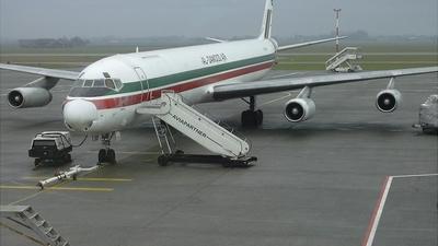 9Q-CAD - Douglas DC-8-63(F) - Al-Dawood Air