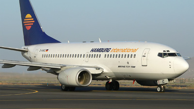 D-AHIC - Boeing 737-7BK - Hamburg International
