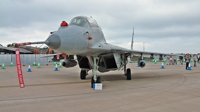 29-22 - Mikoyan-Gurevich MiG-29UB Fulcrum - Germany - Air Force