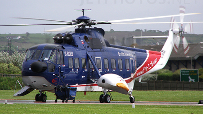 A picture of GBCEB - Sikorsky S61N Sea King -  - © Tony Strother