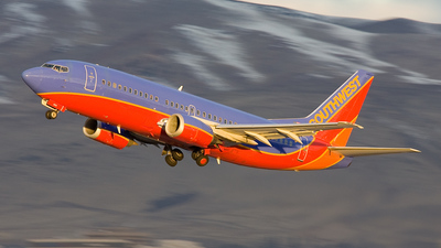 N660SW - Boeing 737-301 - Southwest Airlines